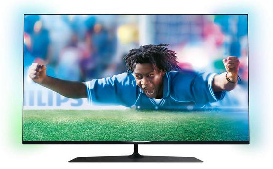 4K телевизор Philips
