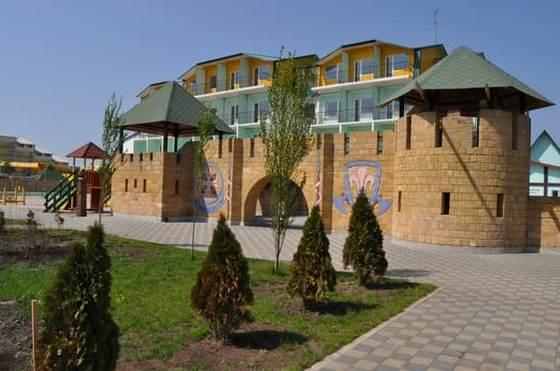цены на курорте в Коблево
