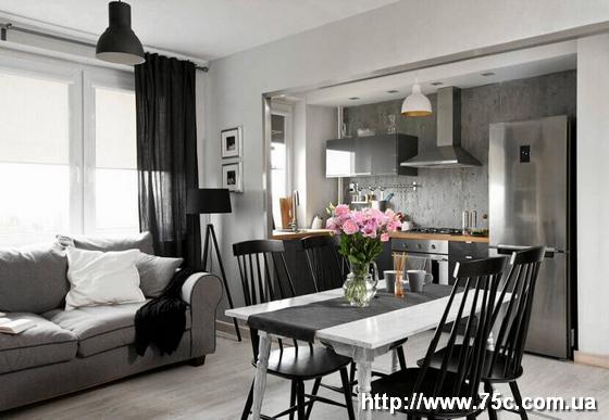 Стильные идеи дизайна квартиры