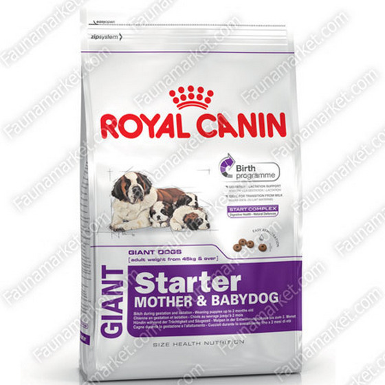 Royal Canin Giant Starter — Роял Канин Джайнт (Гигант) Стартер