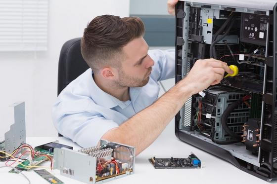 ремонт и профилактика компьютера