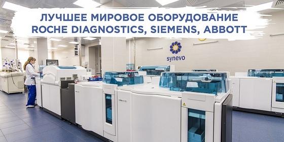 Лаборатория Синево