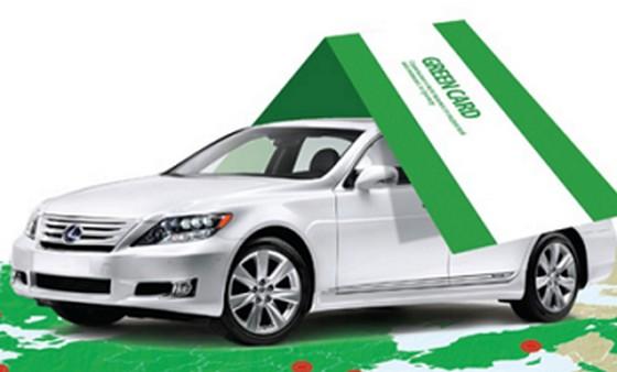 автостраховка Зеленая карта
