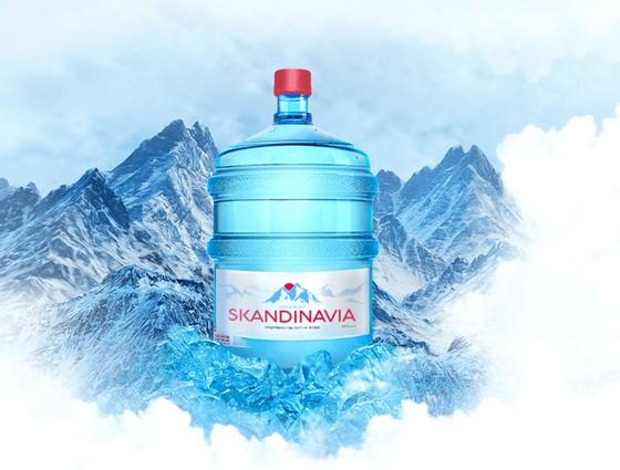 бутилированная вода Scandinavia
