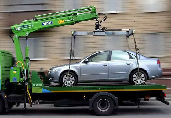 быстрая эвакуация транспортных средств