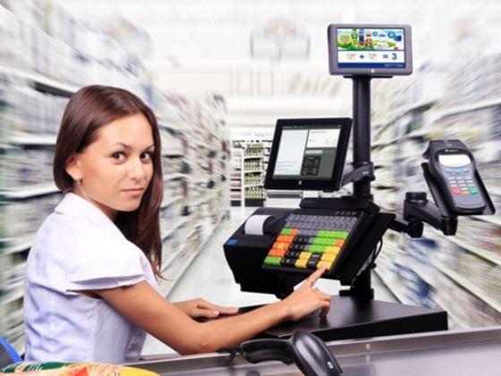 ПО для обслуживания клиентов в магазине