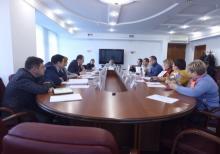 Керівництво ДПС зустрілось з представниками громадських організацій підприємців